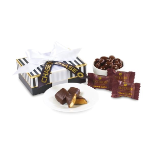 Black Tie Dark Chocolate Gift Box